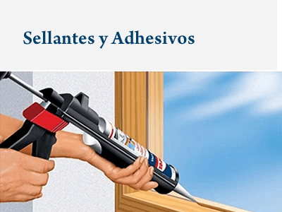Sellantes y Adhesivos